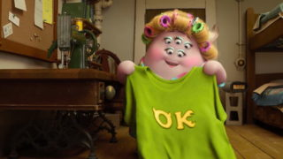 jeannine squibbles sheri  personnage character monstres academy monsters university