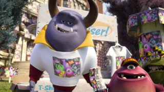 johnny worthington personnage character monstres academy monsters university
