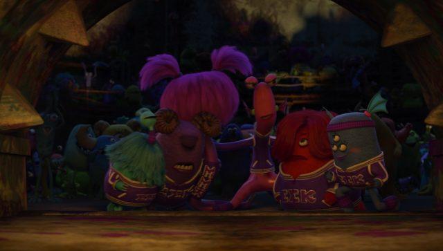 maria garcia personnage character monstres academy monsters university disney pixar