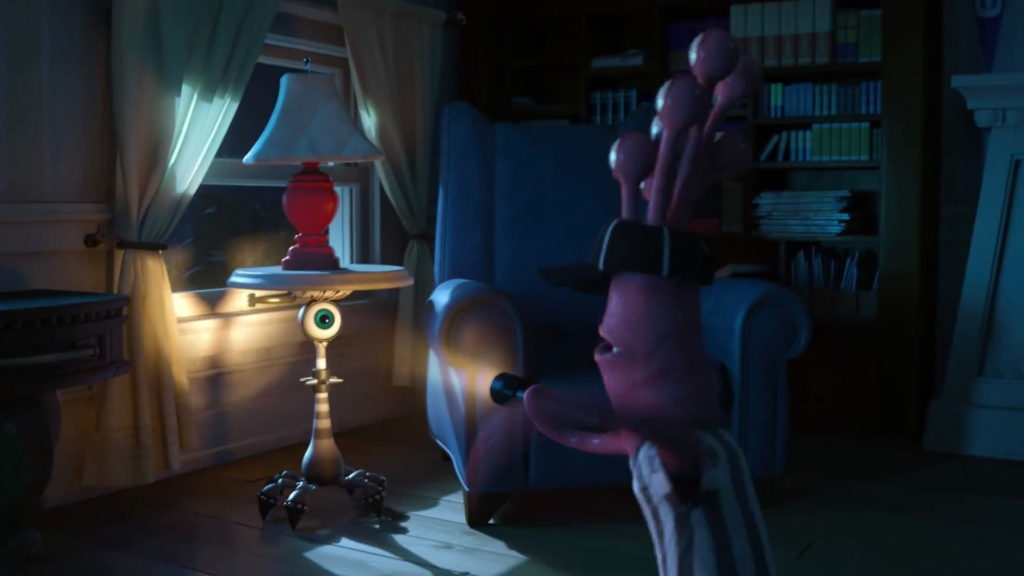 nancy kim  pixar disney personnage character monstres academy monsters university