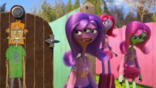 naomi jackson pixar disney personnage character monstres academy monsters university