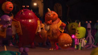 omar harris pixar disney personnage character monstres academy monsters university