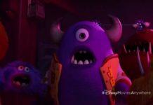 percy boleslaw pixar disney personnage character monstres academy monsters university