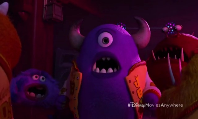 percy boleslaw pixar disney personnage character monstres academy monsters university