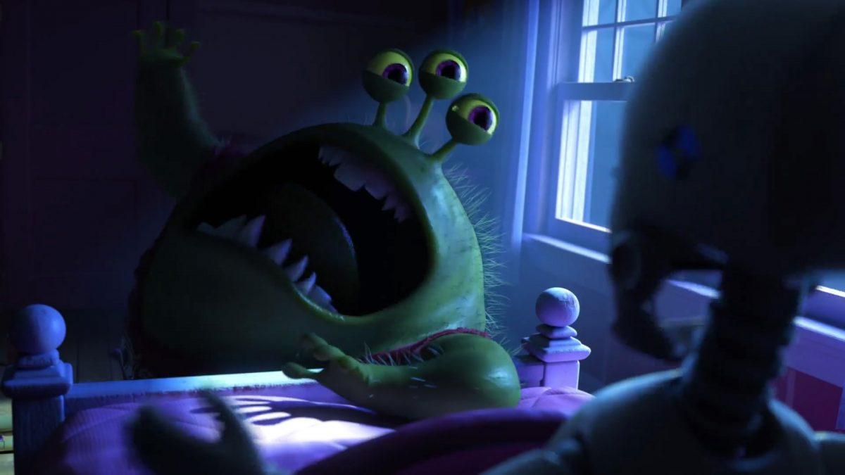 reggie jacobs personnage character monstres academy monsters university disney pixar