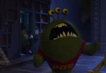 reggie jacobs personnage character monstres academy monsters university
