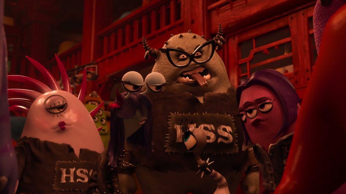 rhonda boyd personnage character monstres academy monsters university disney pixar