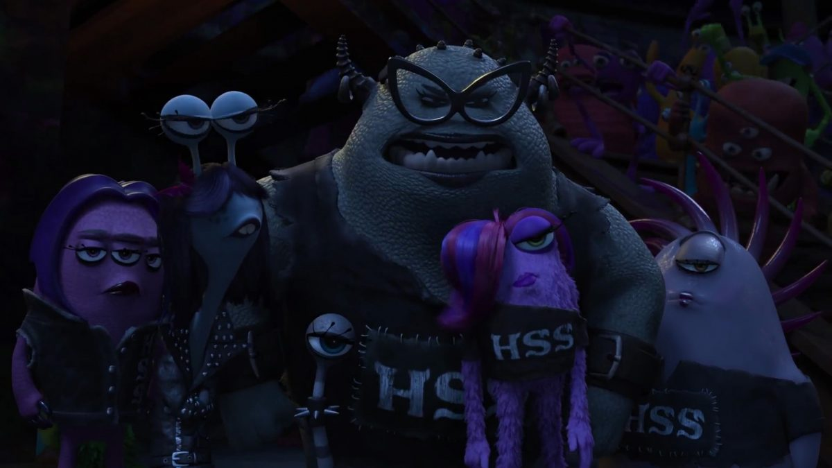 rosie levin personnage character monstres academy monsters university disney pixar