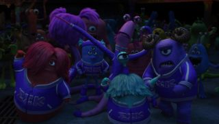 violet steslicki  pixar disney personnage character monstres academy monsters university