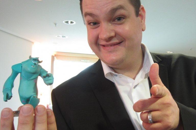 """Interview – John Vignocchi, responsable du développement de """"Disney Infinity""""."""