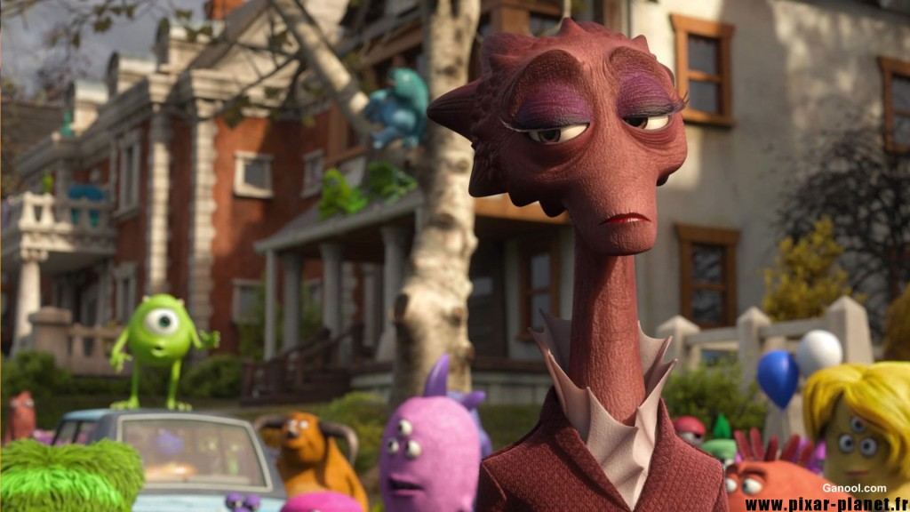 Pixar Disney monstres academy monsters universityPixar Disney monstres academy monsters university