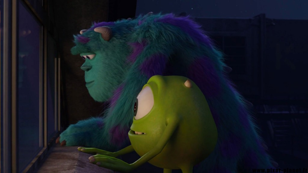 Pixar Disney monstres academy monsters universityPixar Disney monstres academy monsters university