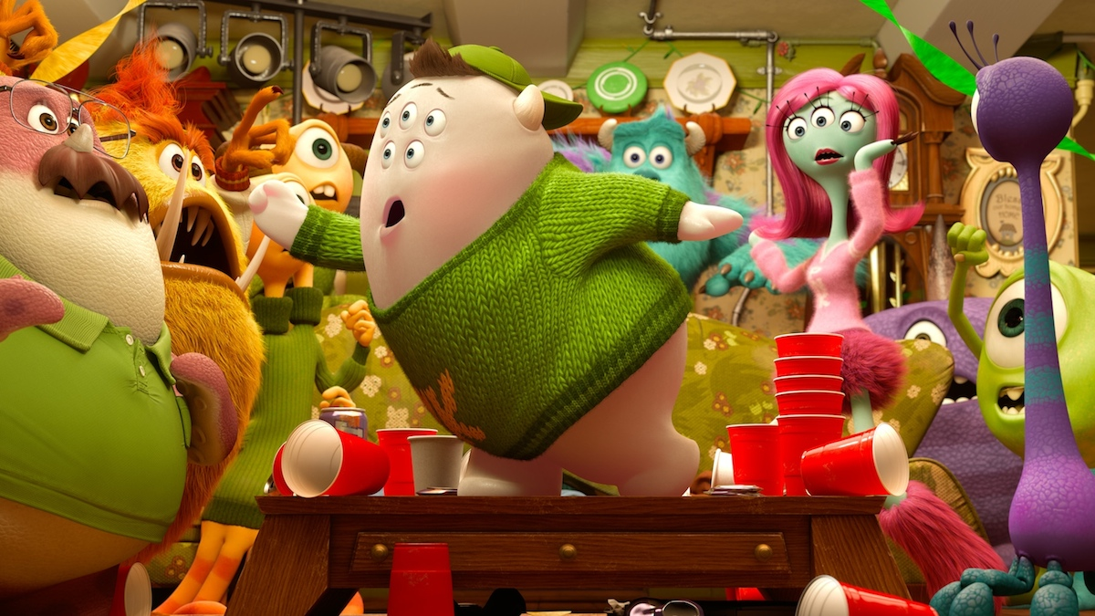 image party central disney pixar