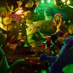 Images promotionnelles Party Central Pixar Disney