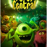 Pixar disney affiche poster party central