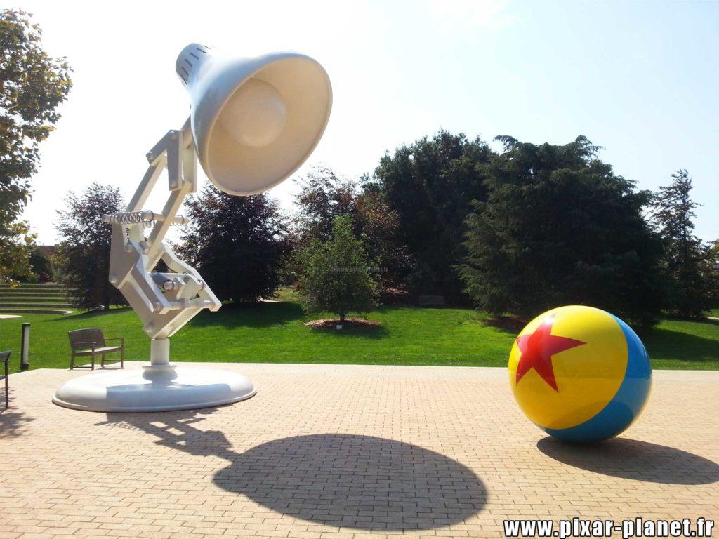 lampe luxo studio pixar animation san francisco emeryville disney visite