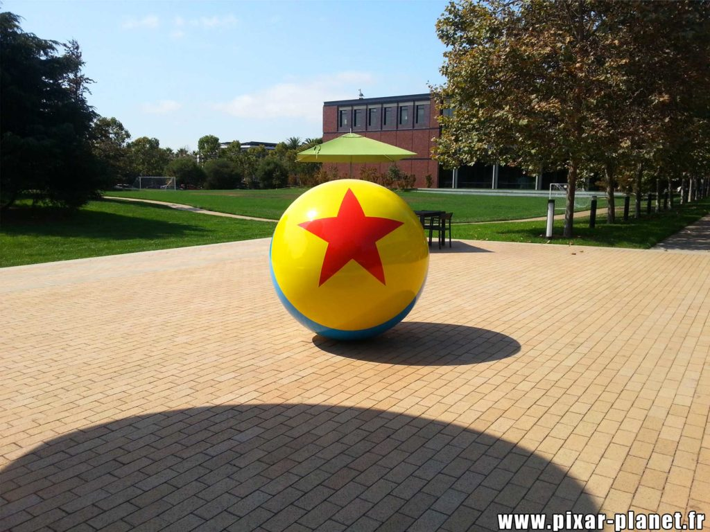 lampe luxo studio pixar animation san francisco emeryville disney visite
