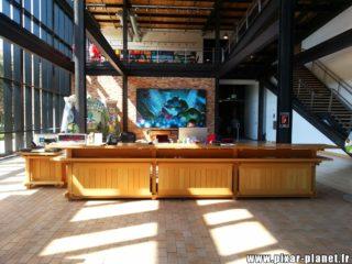 steve jobs building studio pixar animation san francisco emeryville disney visite