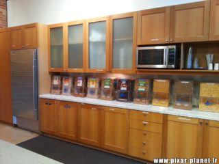 cereal bar steve jobs building studio pixar animation san francisco emeryville disney visite