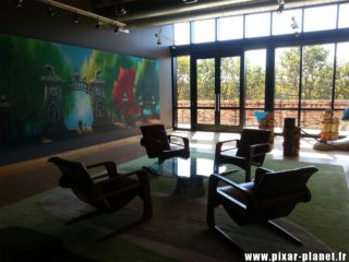 steve jobs building studio pixar animation san francisco emeryville disney visite