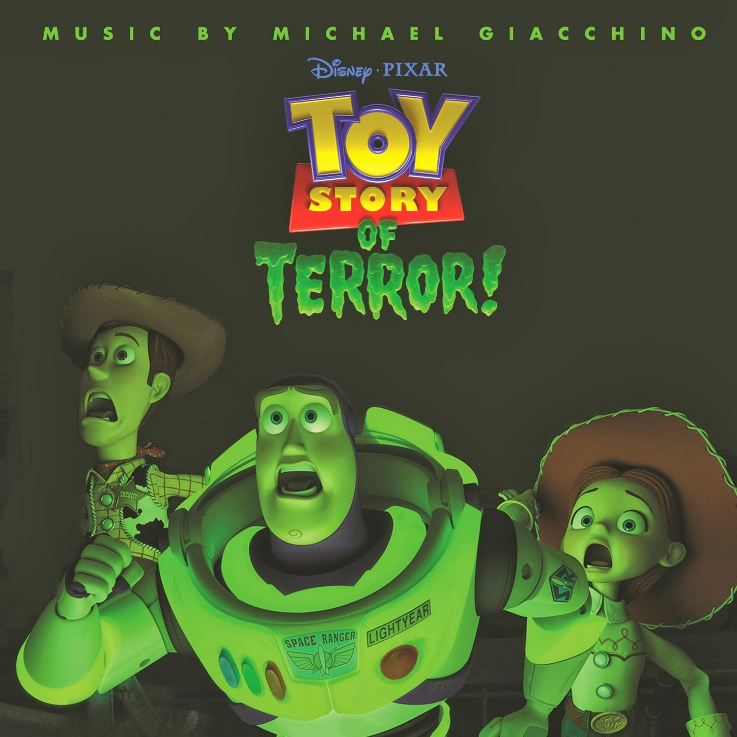 Pixar disney bande originale soundtrack  toy story angoisse au motel of terror