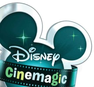 logo disney cinemagic