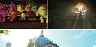 Monstres Academy Affiche Oscar Pixar Disney