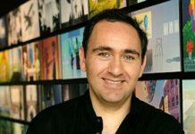 Pixar Disney Ali Rowghani