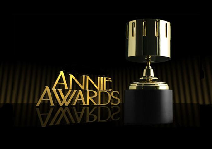 Logo Annie Awards
