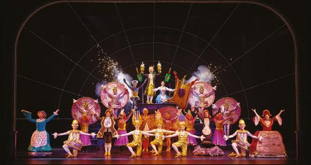 Disney Belle et la Bête Comédie Musicale