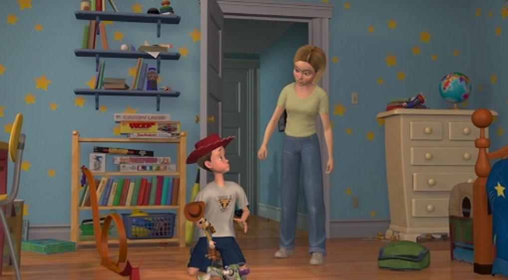 Pixar Disney Davis