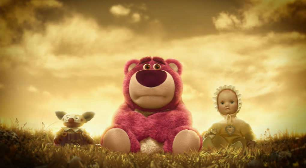 Pixar Disney Lotso Toy Story 3