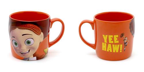 Pixar Disney Store Mug Jessie