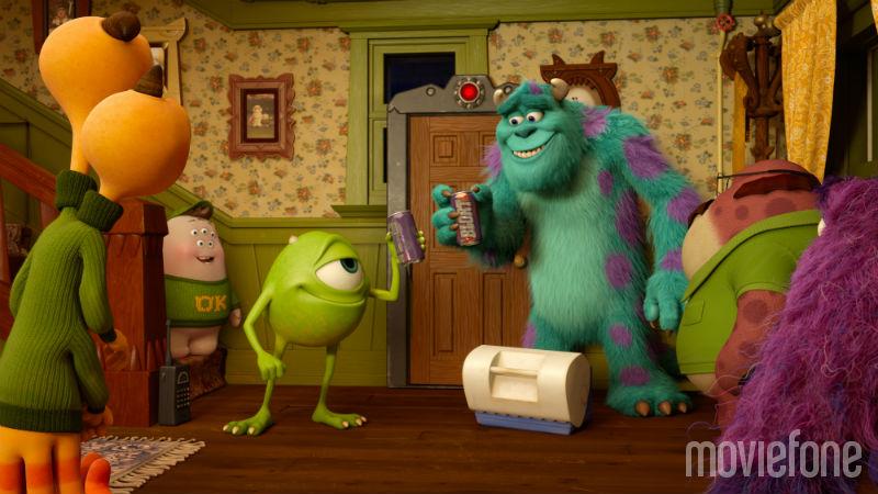 Pixar Disney party central