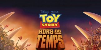 pixar disney toy story hors du temps that time forgot affiche poster