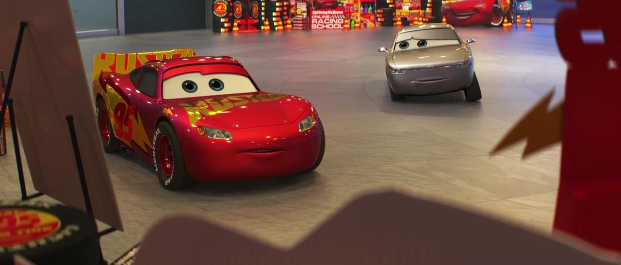image cars 3 pixar disney