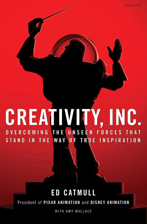 Pixar Disney Creativity Inc Ed Catmull