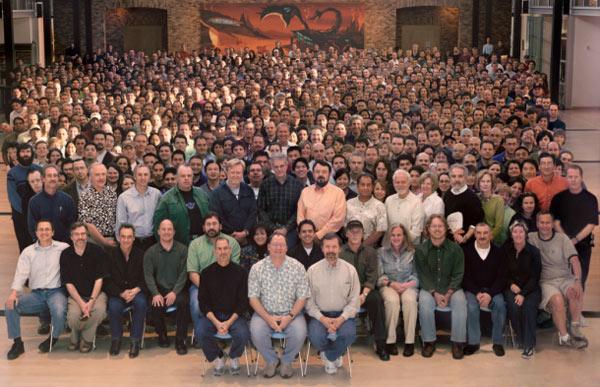 Pixar Disney Equipe Team