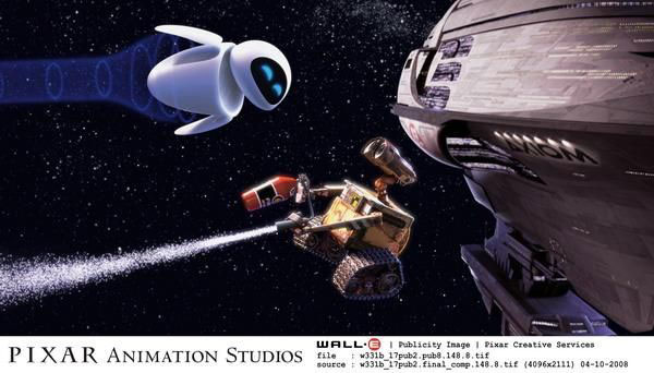 Pixar Disney WALL-E