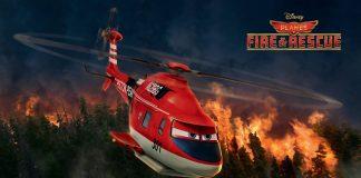 Pixar Disney Planes mission canadair blade ranger