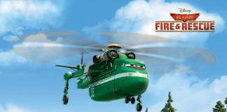 Pixar Disney Planes mission canadair windlifter