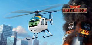 """Pixar Disney Planes mission canadair Nick """"Loop'n"""" Lopez"""
