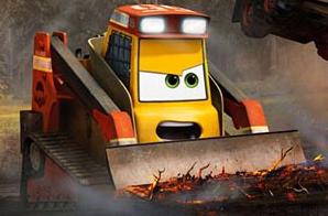Pixar Disney Planes mission canadair Avalanche