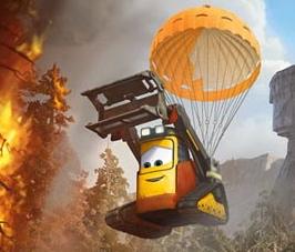 Pixar Disney Planes mission canadair Drip