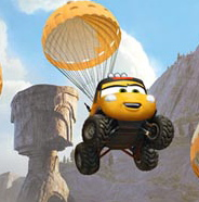 Pixar Disney Planes mission canadair Dynamite