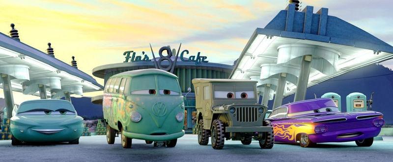 Pixar Disney Cars
