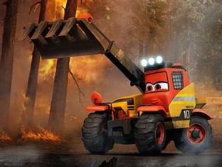 Pixar Disney Planes mission canadair Pinecone