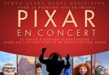 Pixar Disney concert