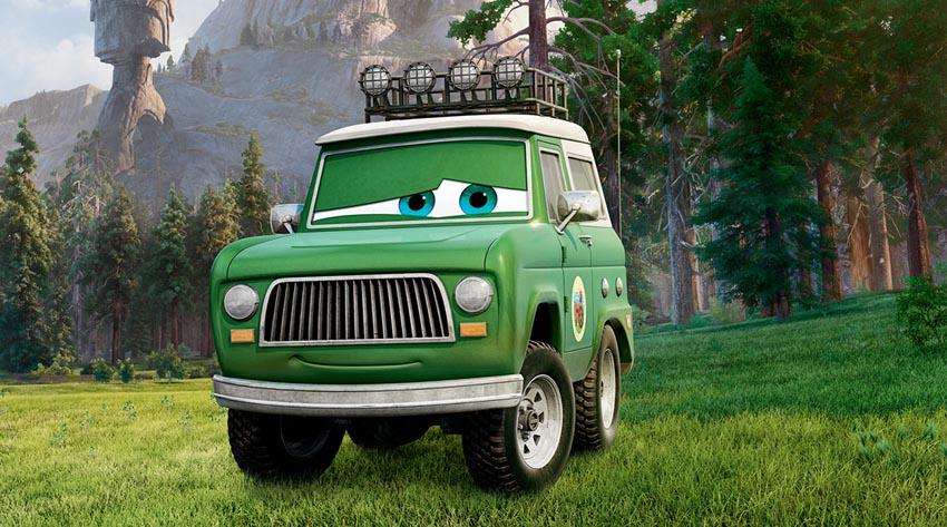 Pixar Disney Planes mission canadair secrétaire intérieure états-unis