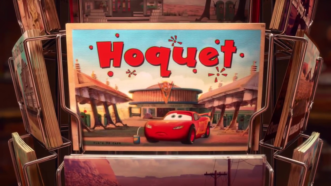 pixar disney tales contes radiator springs hoquet hiccups